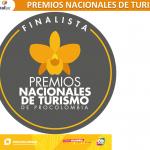 ¡Somos finalistas Premio Nacional del Turismo!